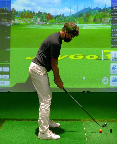 ゴルフ市場プレミアムの講師:プロゴルファーの五町 達也の画像